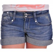 Pantaloni casual scurti femei Ecko Red Heritag BF Short IRS11-37703R
