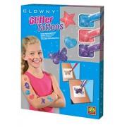 Ses-Creative 09673 - Gioco di Ruolo Tatuaggi Glitter