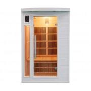 Poolstar Sauna Soleil Blanc 2 052