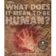 What Does it Mean to be Human? by Richard Potts