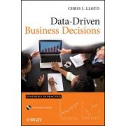 Data Driven Business Decisions by Chris J. Lloyd