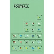 The Periodic Table of FOOTBALL by Nick Holt