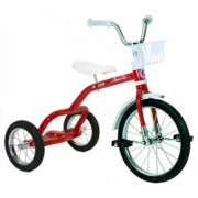 """Italtrike Classic 16"""" Spoke Tricycle"""