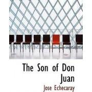 The Son of Don Juan by Jose Echecaray
