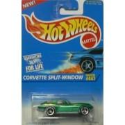 Hot Wheels Corvette Split-Window #447 with 3 Spoke Wheels by Hot Wheels