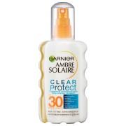 Garnier Clear Protect Spray LSF 30 Sonnenspray 200 ml