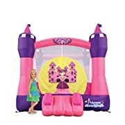 "Blast Zone UK-PRINCESSDREAMLAND ""Princess Dreamland"" Inflatable Bounce House Castle"