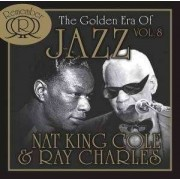 Nat King Cole & Ray Charles - Golden Era of JazzVol.8 (0090204830756) (2 CD)