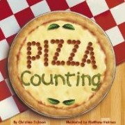 The Pizza Counting Book by Christina Dobson