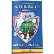 Motanul incaltat. Puss in Boots + Cd - Steluta Istratescu