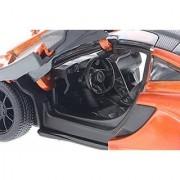 McLaren P1 Orange - Kinsmart 5393D - 1/36 Scale Diecast Model Toy Car