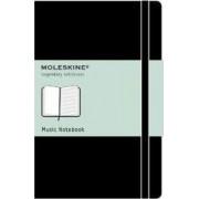 Moleskine Large Music Notebook by Moleskine