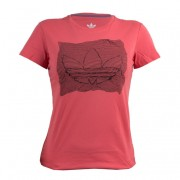 Дамска тениска ADIDAS ORIGINALS TEE1 LOGO - G68465