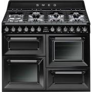 SMEG TR4110BL1 szabadonálló kombinált tűzhely - COOKER - fekete