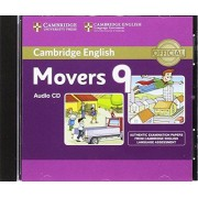 Cambridge English Language Assessment Cambridge English Young Learners 9 Movers Audio CD