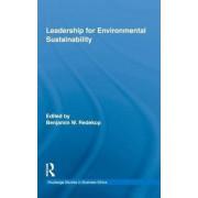 Leadership for Environmental Sustainability by Benjamin W. Redekop