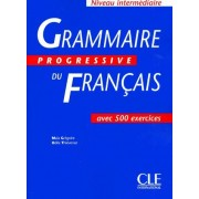 Grammaire Progressive Du Français Niveau Intermédiaire