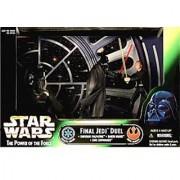 Star Wars Final Jedi Duel Cinema Scene - Star Wars Action Figure 3-Pack