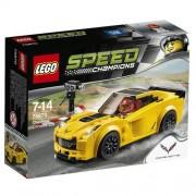 Lego Speed Champions - 75870 - Modellino Auto Chevrolet Corvette Z06