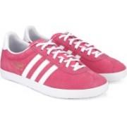 Adidas Originals GAZELLE OG W Men Sneakers(Pink, White)