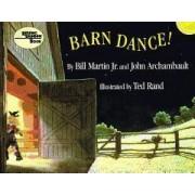 Barn Dance! by Jr. Bill Martin