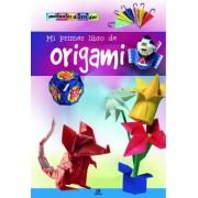 Mi primer libro de origami / My First Origami Book by Mauricio Robles