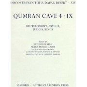 Discoveries in the Judaean Desert: Volume XIV. Qumran Cave 4: IX by Eugene C. Ulrich
