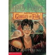 Harry Potter and the Goblet of Fire by J K Rowling