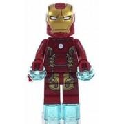 Lego Marvel Super Heroes Iron Man Mark 43 Minifigure 2015