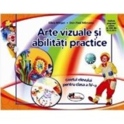 Arte vizuale si abilitati practice cls 4 caiet ed.2016 - Silvia Mirsan Dan-Paul Marsanu