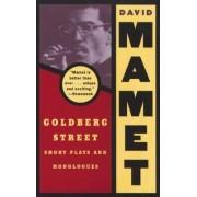 Goldberg Street: Short Plays by David Mamet