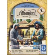 Board game Alhambra: Power of the Sultan