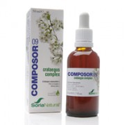 Composor 9 - Crataegus C. - 50 ml