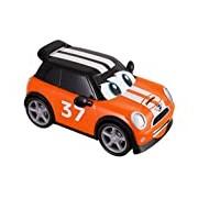 Go MINI Orange Zigzag Stunt Racer