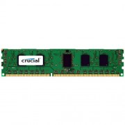 Crucial PC3-12800 8GB 8GB DDR3 1600MHz Data Integrity Check (verifica integrità dati) memoria