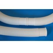 Gégecső 32mm-es fehér (EU-s) 110cm/tag Peraqua Praher