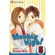 Monkey High!, Volume 5 by Shouko Akira