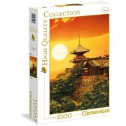 Clementoni 39293 - Kyoto Puzzle, Collezione Alta Qualità, 1000 Pezzi