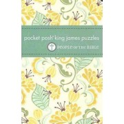 Pocket Posh King James Puzzles: People of the Bible by The Puzzle Society