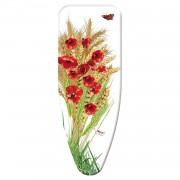 Gimi vasalóállvány huzat L-es Méret tulipános mintával - 136x58cm