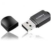 Edimax EW-7811UTC AC600 Dual-Band USB Adapter Mini Size Easy to Carry Supports Both 11AC ( 5GHz Band ) and 11n ( 2.4GHz Band ) Wi-Fi Connectivity Upgrades your PC / Laptop for Exceeding Streaming and Faster Download