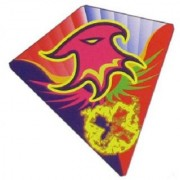Red Eagle Style Kite from Flyers Kites (Single Kite) 24 x 26 Diamond Kite Other styles available. 3+ Years