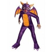 Kostým - Skylander Spyro Věk 3-4roky