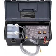 Prístroj na výmenu kvapaliny posilňovača riadenia