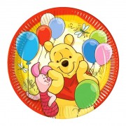 Farfurii Winnie Hugs Party 20 cm