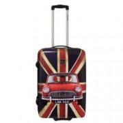 Saxoline Trolley 55cm 2 Rollen Union Jack