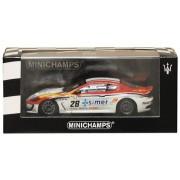 Kyosho - Modellino Auto Maserati Gran Turismo Mc Gt4 2010 N ‹ 28 Scala 1:43 (Giappone Import)