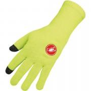 Castelli Prima Gloves - Fluorescent Yellow - 2XL
