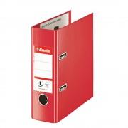 Biblioraft A5, plastifiat PP/PP, margine metalica, 75 mm, ESSELTE