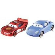Sally si Fulger McQueen - Cars